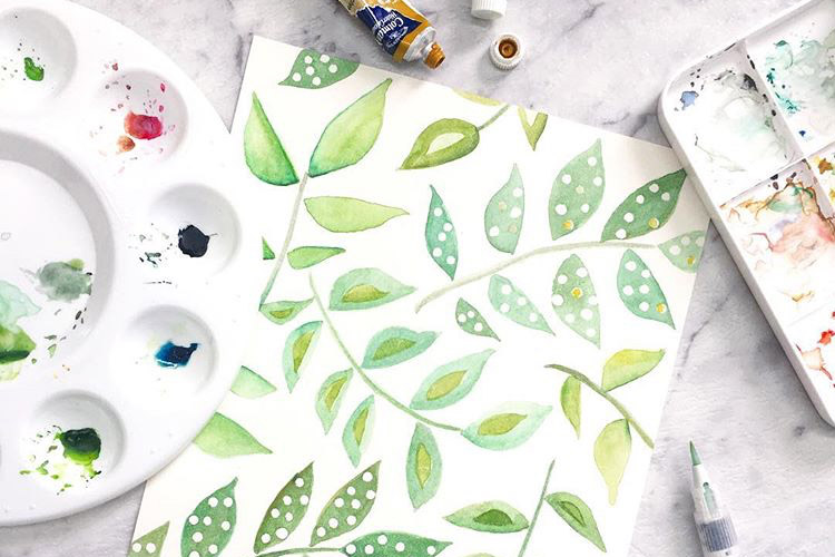watercolour_floral_pattern