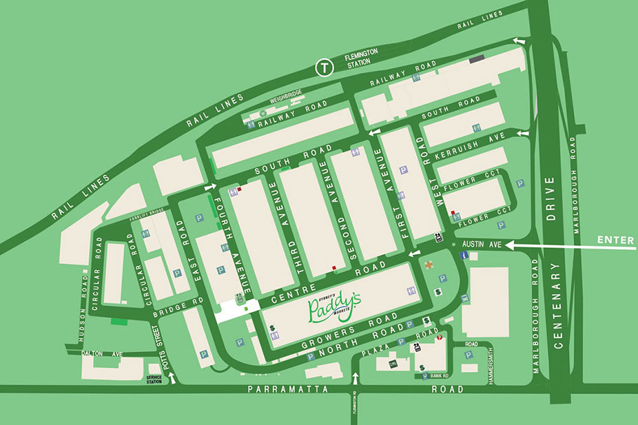 paddysflemington-map